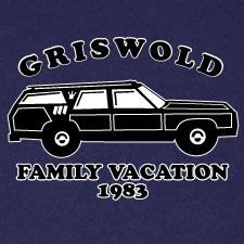 GRISWOLD FAMILY VACATION 1983