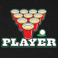 BEER PONG PLAYER